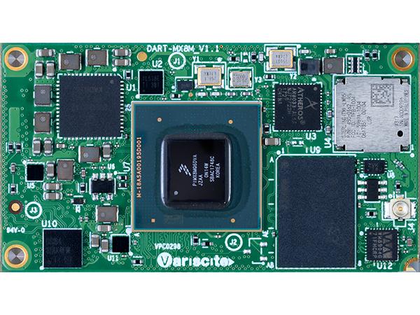 DART-MX8M : NXP i.MX 8M System on Module (SoM)