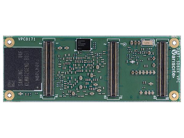 DART-SD800 SoM bottom : Qualcomm Snapdragon™ 800 (APQ8074) System on a Module