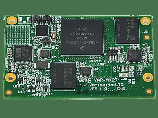 VAR-SOM-MX27 System on Module