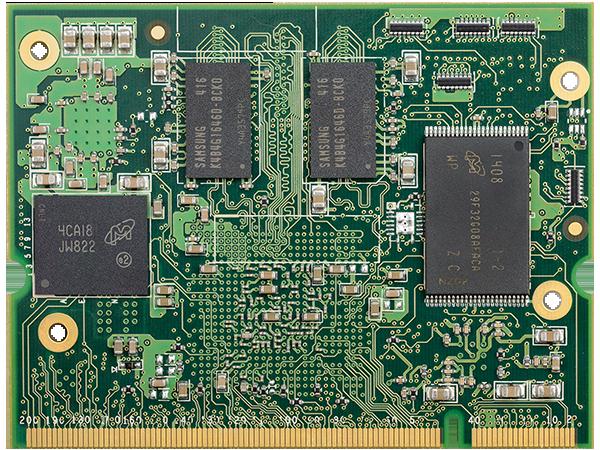 VAR-SOM-MX6 bottom : NXP/Freescale i.MX6 System on a Module