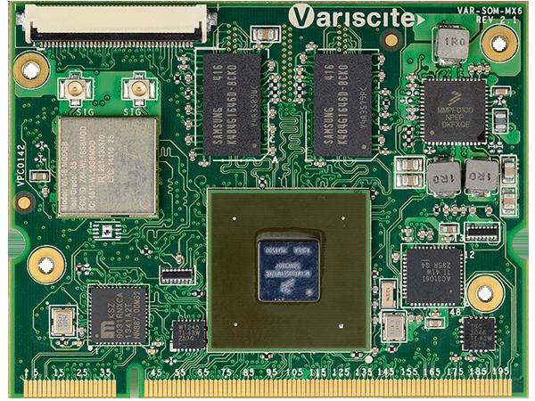 VAR-SOM-MX6 : NXP/Freescale i.MX6 System on Modules