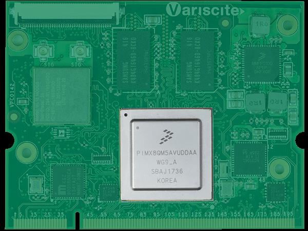 VAR-SOM-MX8 : NXP i.MX8 System on Module