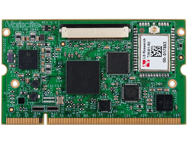 VAR-SOM-OM44 : Texas Instruments OMAP4460 System on Module
