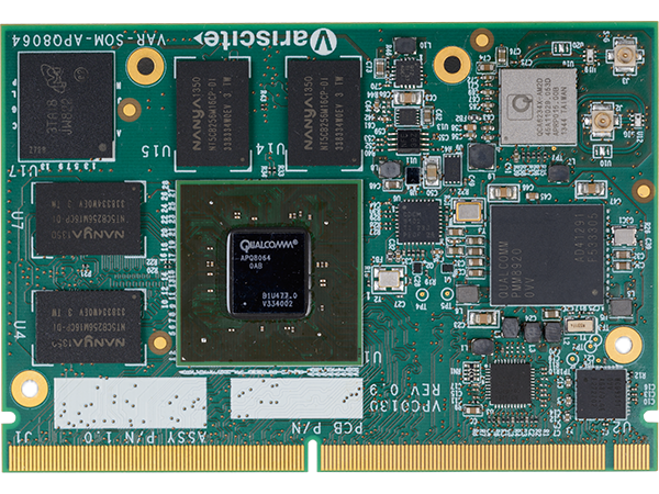 VAR-SOM-SD600 : Qualcomm Snapdragon™ 600 (APQ8064) System on Module