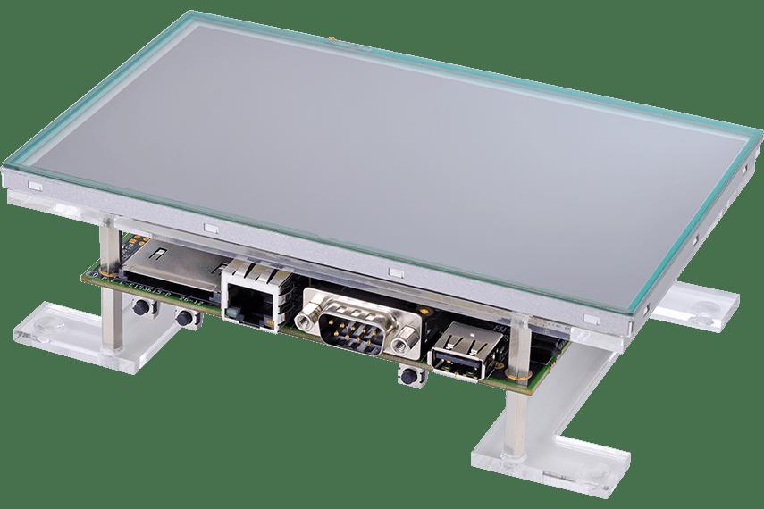 VAR-SOM-MX6 Evaluation Kit