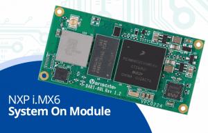 Variscite i.MX6 based SOM Solutions