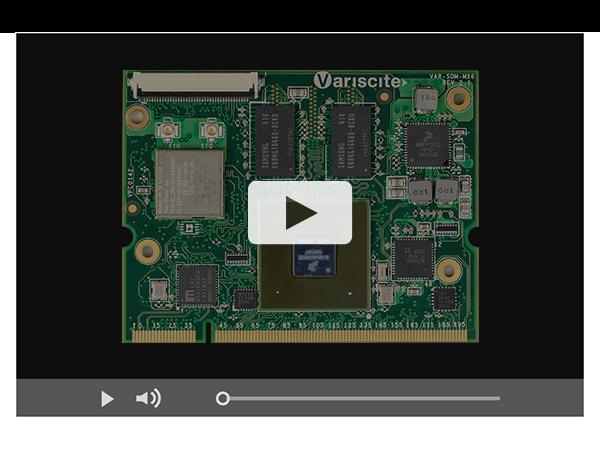 VAR-SOM-MX6 Evaluation Kit Guide