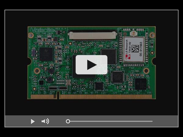 Var-som-om44 evaluation kits based on ti omap4460 processor.