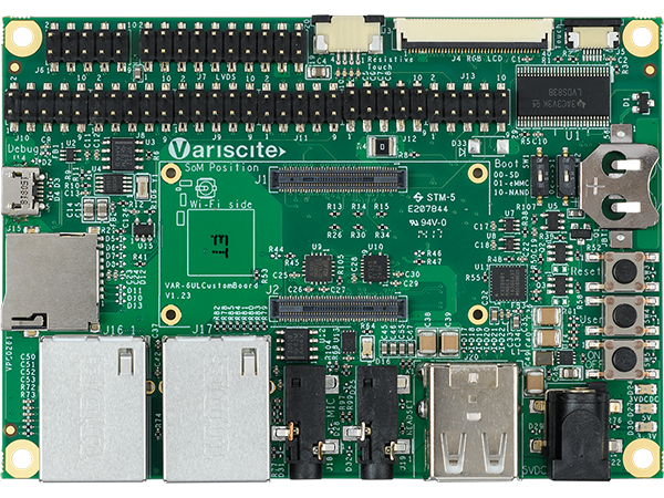 DART-6UL CustomBoard industrial single board computer