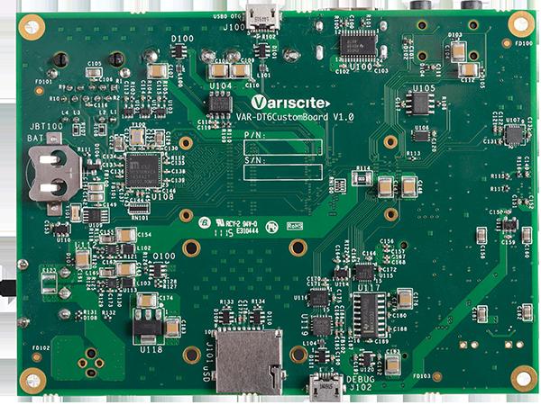DART-MX6 bottom ARM Single Board Computer