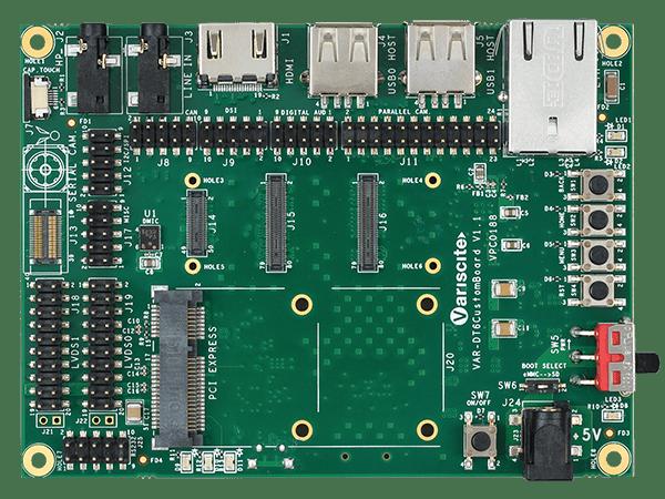 VAR-DT6ustomBoard ARM Single Board Computer
