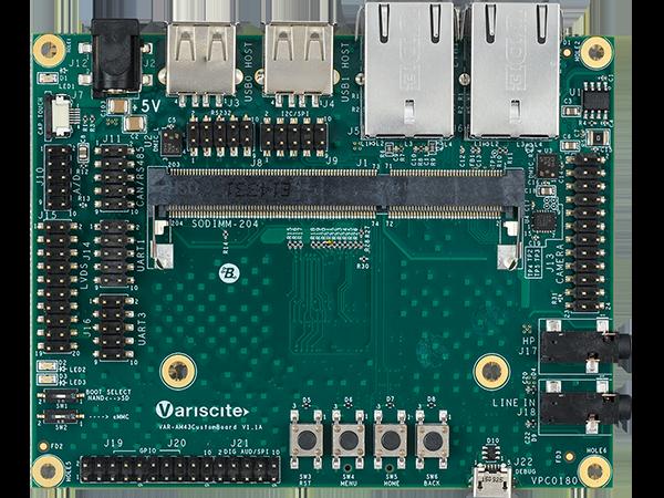 VAR-AM43CustomBoard ARM Single Board Computer