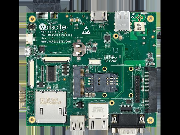 VAR-MX6CustomBoard industrial single board computer