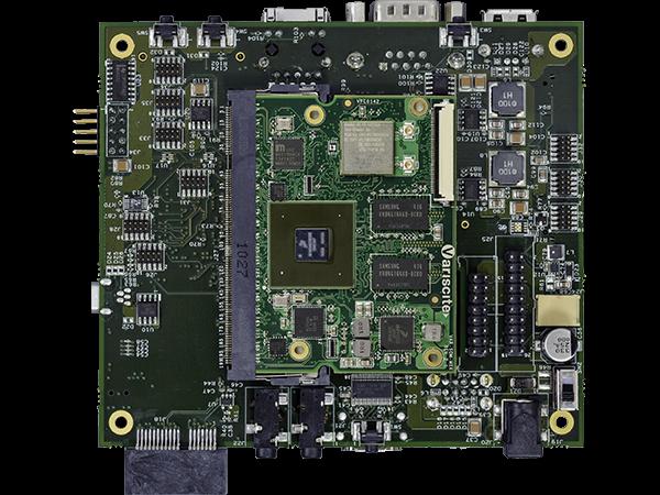 VAR-SOM-MX6 Starter Kit