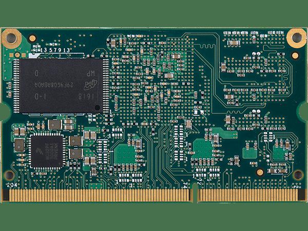 VAR-SOM-MX7 bottom with NAND