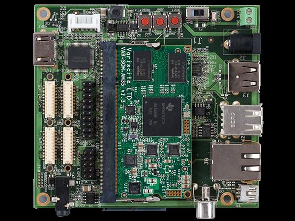 VAR-OM37CustomBoard Single Board Computer