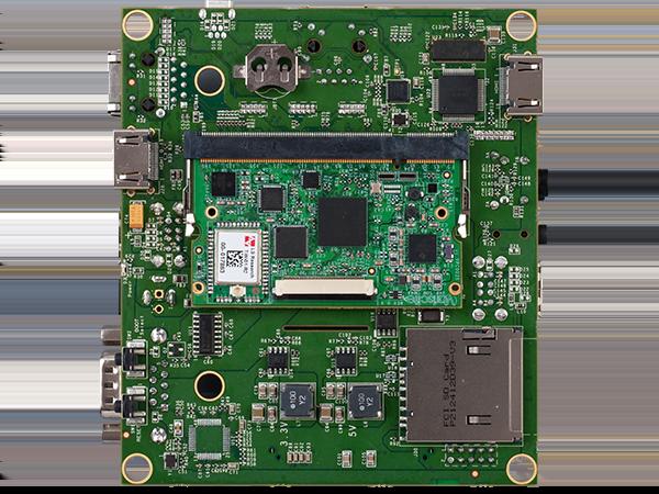 VAR-SOM-OM44 ARM Single Board Computer