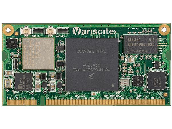 VAR-SOM-SOLO/DUAL : NXP i.MX6 System on Module