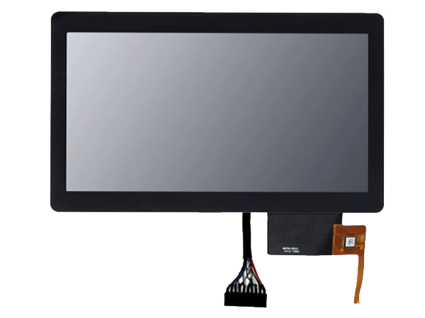 VLCD-CAP-GLD-LVDS