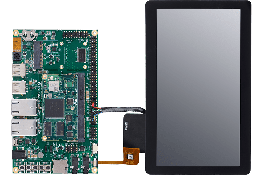 VAR-SOM-MX7 Evaluation Kit