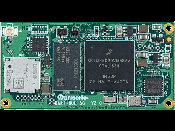 DART-6UL-5G : i.mx6ul System on Module