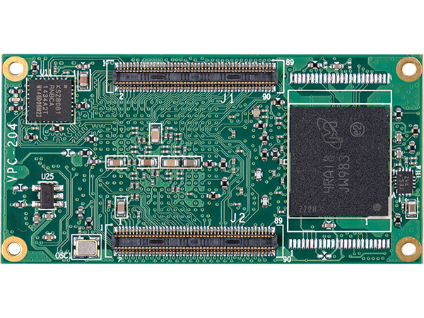 DART-6UL bottom with eMMC : NXP iMX6UL System on a Module