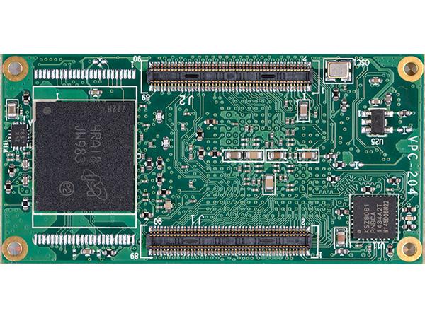 DART-6UL bottom with eMMC : i.mx6ul System on Module