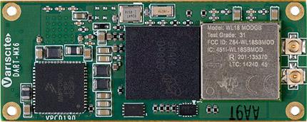 DART-MX6 SoM