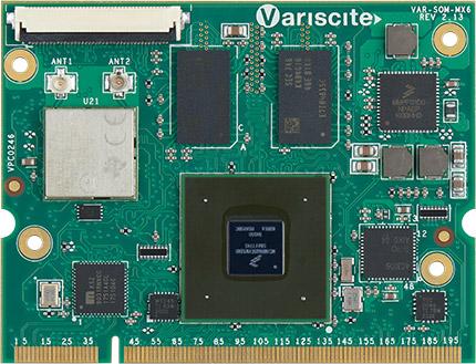 VAR-SOM-MX6 SoM