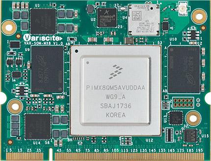 VAR-SOM-MX8 : i.MX 8 System on Module