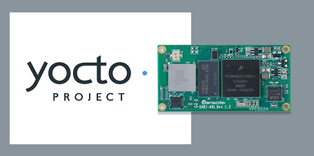 New Release: Yocto Sumo v1.0 for DART-6UL Modules