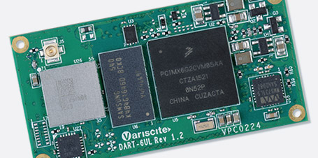 A new cost-optimized variant of the DART-6UL Module based on iMX6ULZ processor