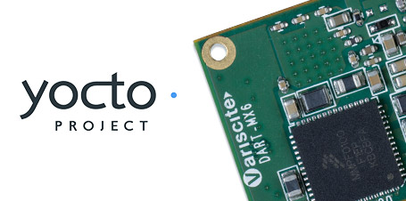 New Release: Yocto Thud v1.0 for i.MX6 System on Modules