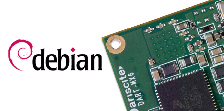 New Release: Debian Stretch R02 for i.MX6 Modules