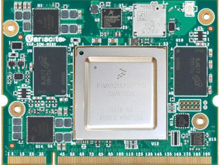 VAR-SOM-MX8X SoM