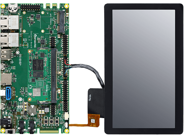 VAR-SOM-6UL development kit based on iMX6 ULL processor