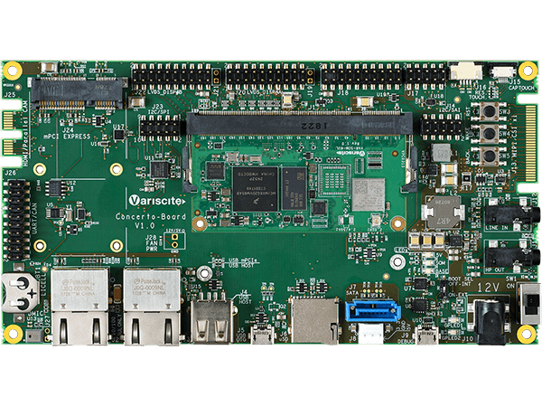 VAR-SOM-6UL stater kit based on iMX6 ULL processor
