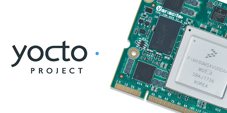 New Release: Yocto Sumo v1.0 for VAR-SOM-MX8 Modules