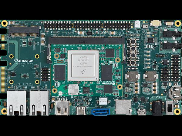 VAR-SOM-MX8 stater kit based on i.MX8 processor