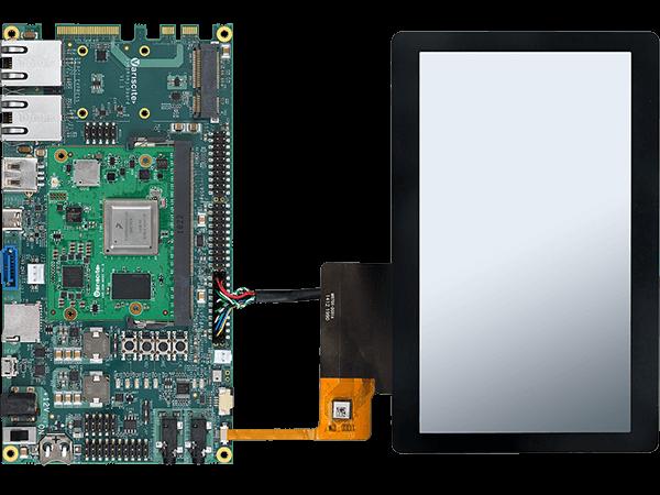 VAR-SOM-MX8X development kit based on i.MX8X processor