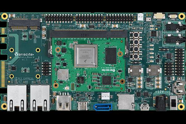 VAR-SOM-MX8X stater kit based on i.MX8X processor