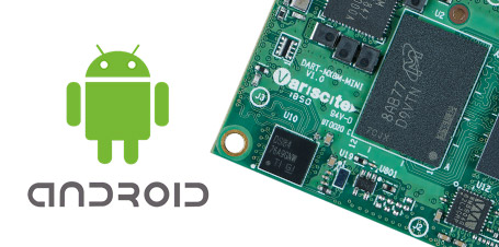 New Release: Android Pie v1.6 for DART-MX8M-MINI modules