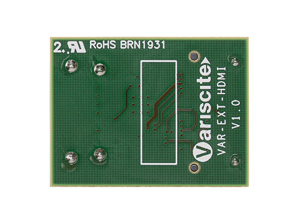 VAR-EXT-HDMI : HDMI Extension Board bottom