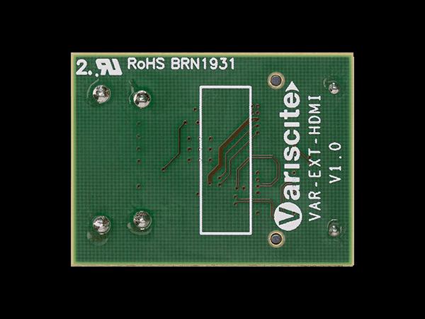 VAR-EXT-HDMI : HDMI Extension Board bottom
