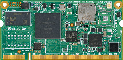 VAR-SOM-MX8M-NANO : NXP i.MX 8M Nano System on Module