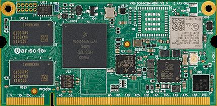 VAR-SOM-MX8M-MINI : NXP i.MX 8M Mini System on Module