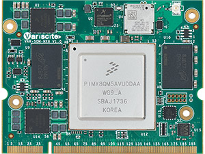 VAR-SOM-MX8 System on Module (SoM) - VAR-SOM Pin2Pin family