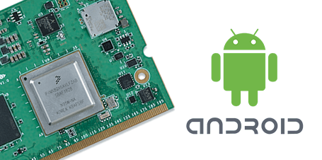 New Release: Android Pie V2.1 for VAR-SOM-MX8X modules