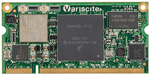 VAR-SOM-SOLO/DUAL System on Module (SoM) - VAR-SOM Pin2Pin family