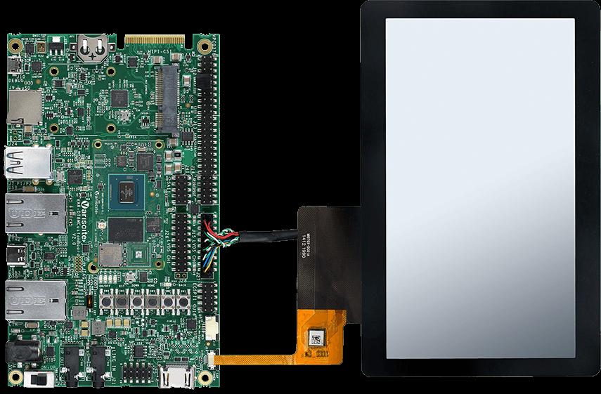 DART-MX8M-PLUS WBD Evaluation kit